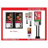 Borne de commande MACDONALD KFC et Restaurant