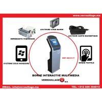 Borne Interactive et Multimedia