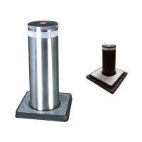 Borne escamotable automatique / hydraulique / en acier inoxydable